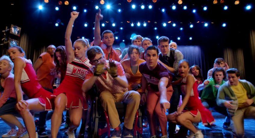 Twerk - Glee