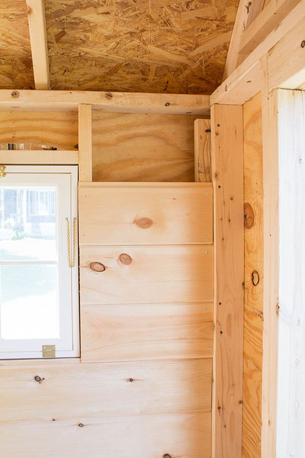 How to Install Shiplap Walls   Joanna Gaines Fixer Upper   Pinterest     How to Install Shiplap Walls