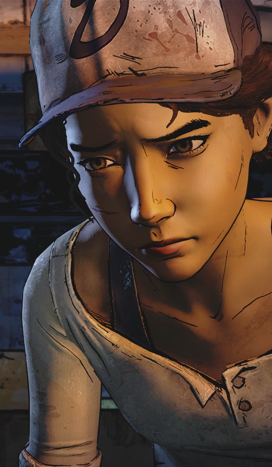 Clementine Tumblr Walking Dead Game The Walking Dead