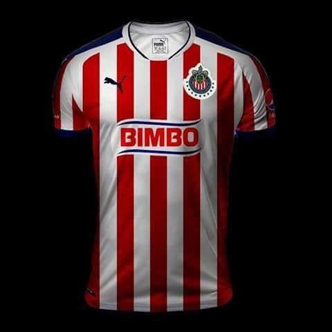 9a14efd4ec493 La posible nueva camiseta de Chivas 2016-2017