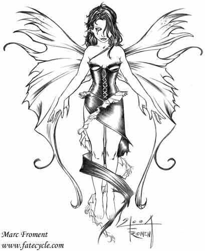 Found On Google After A Search For Dark Fairy Faerie Pinterest
