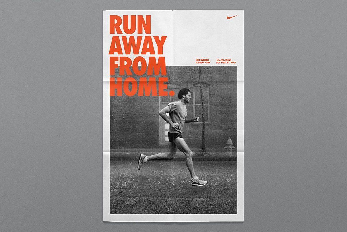 90+ Creative Marathon Posters Design Ideas | Art & Design ...