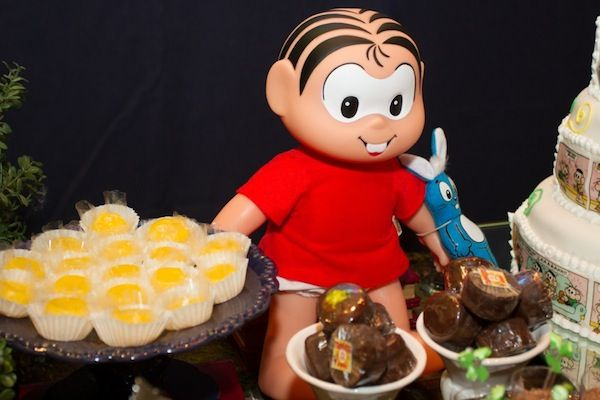 Festa Turma da Monica Festa Infantil  Kids Party