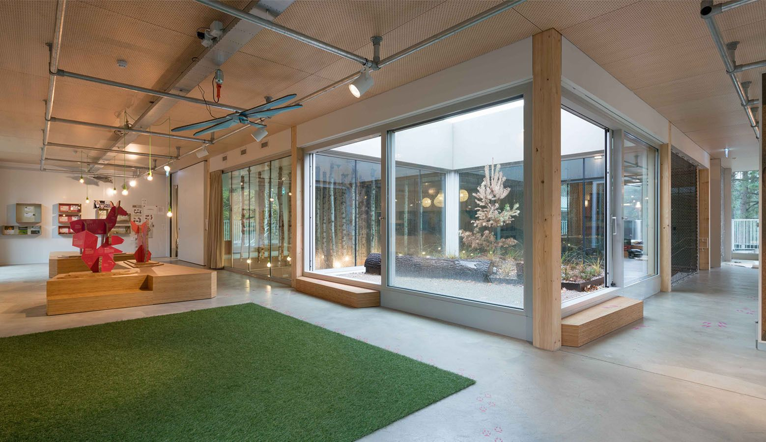 Gallery - Recreation and Education in Nature / Personal Architecture - 3