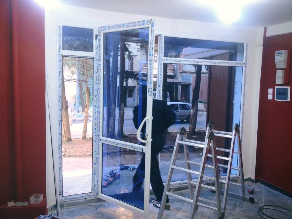 travaux decoration tele 0658 77 15 95 menuiserie aluminium
