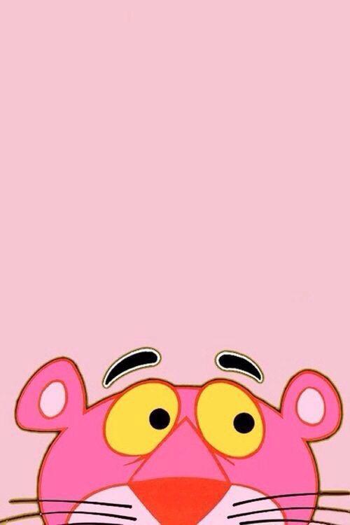 Imagen De Pink Wallpaper And Panther