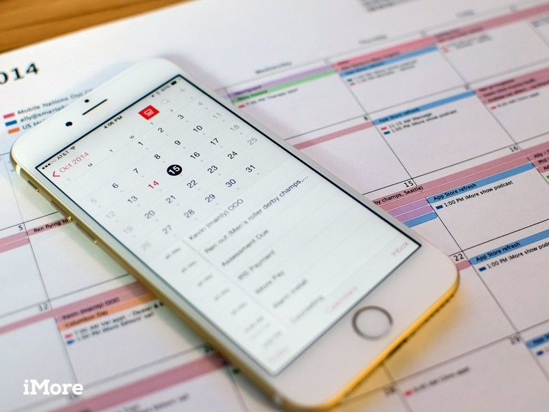 How to use Calendar for iPhone and iPad The ultimate