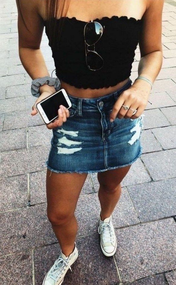 45+ trendy and popular summer outfits ideas 13