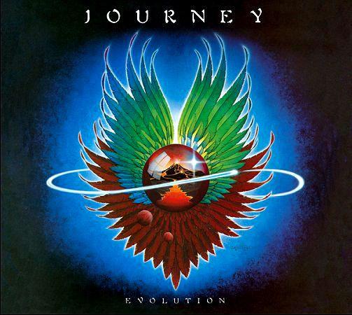 Journey Evolution Album Cover Tattoos Pinterest