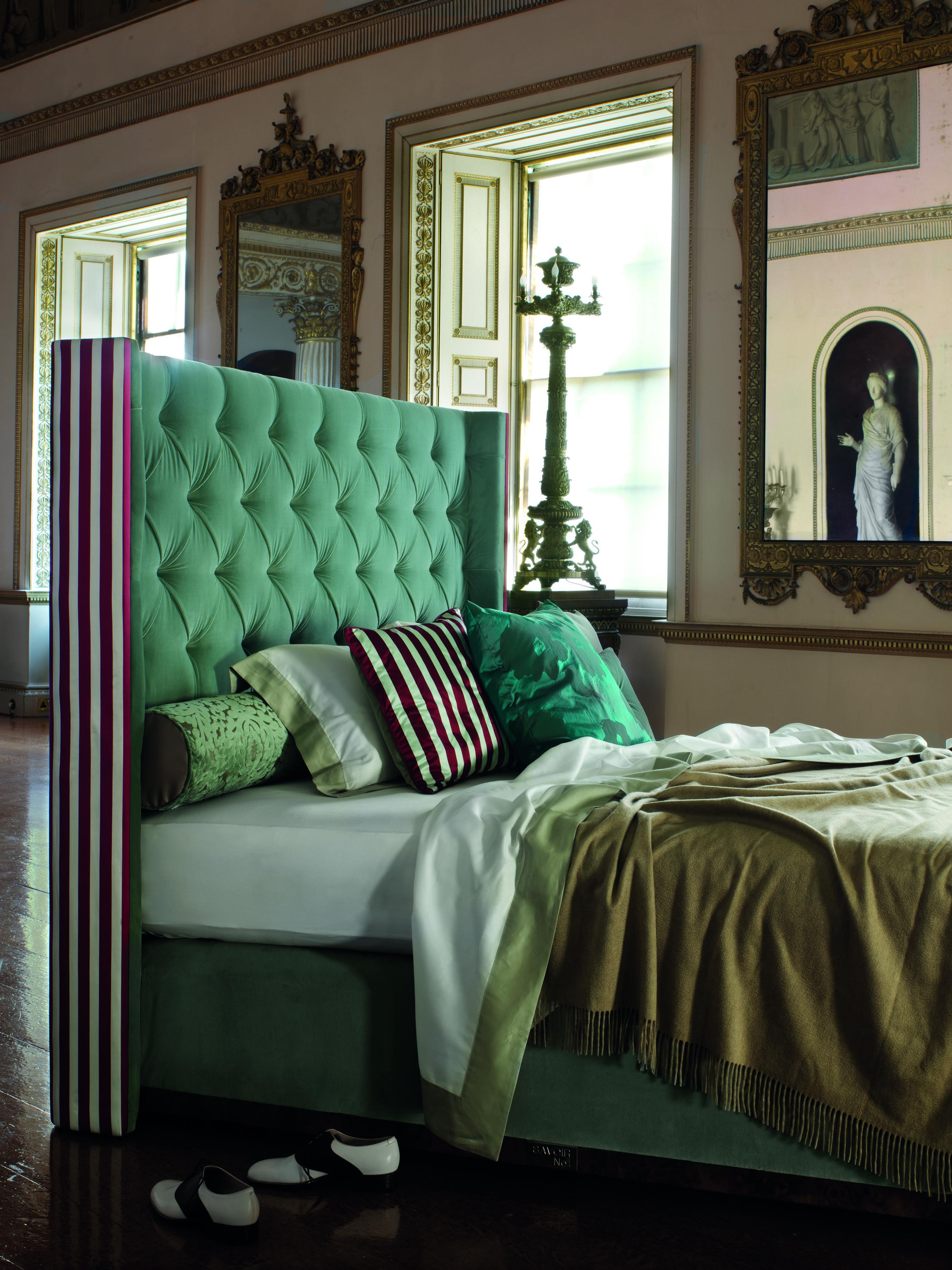 Savoir Beds London Alistair Hughes Interior Design Headboard