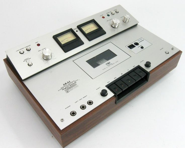 Tape - AKAI GXC-310D