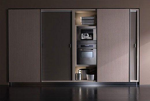 hidden kitchen design. hidden kitchen appliances  Home Pinterest Hidden