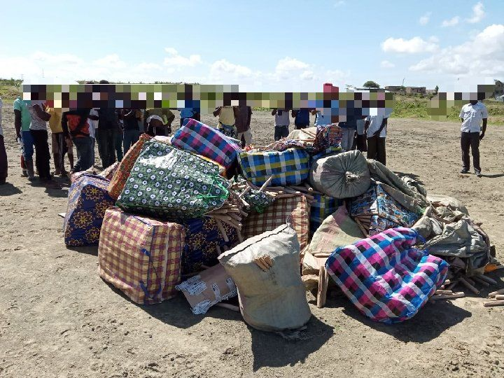 Detectives Seize Bhang Worth Ksh12.6 Million In Mombasa