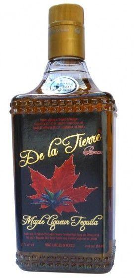 Tequila Aficionado Wiki's latest - De La Tierre Canadian Maple Tequila Maple LiqueurTequila
