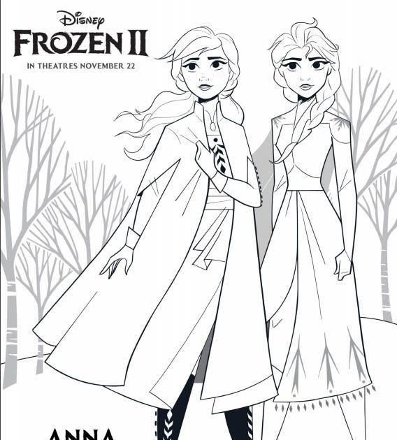 Disney S Frozen 2 Coloring Pages Elsa Coloring Pages Elsa How To Draw Elsa From Disney S Fro Elsa Coloring Pages Cartoon Coloring Pages Frozen Coloring Pages