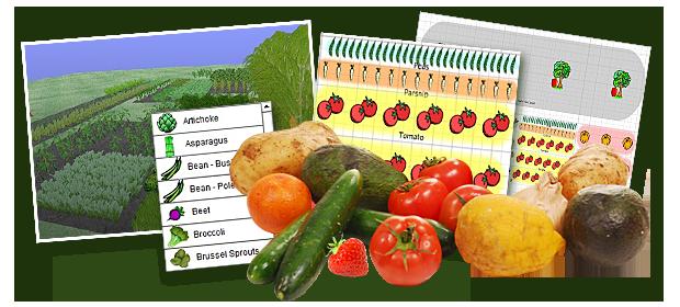 Vegetable Garden Software Review 2014 | Garden Design Software | Garden Ideas & Plans - TopTenREVIEWS