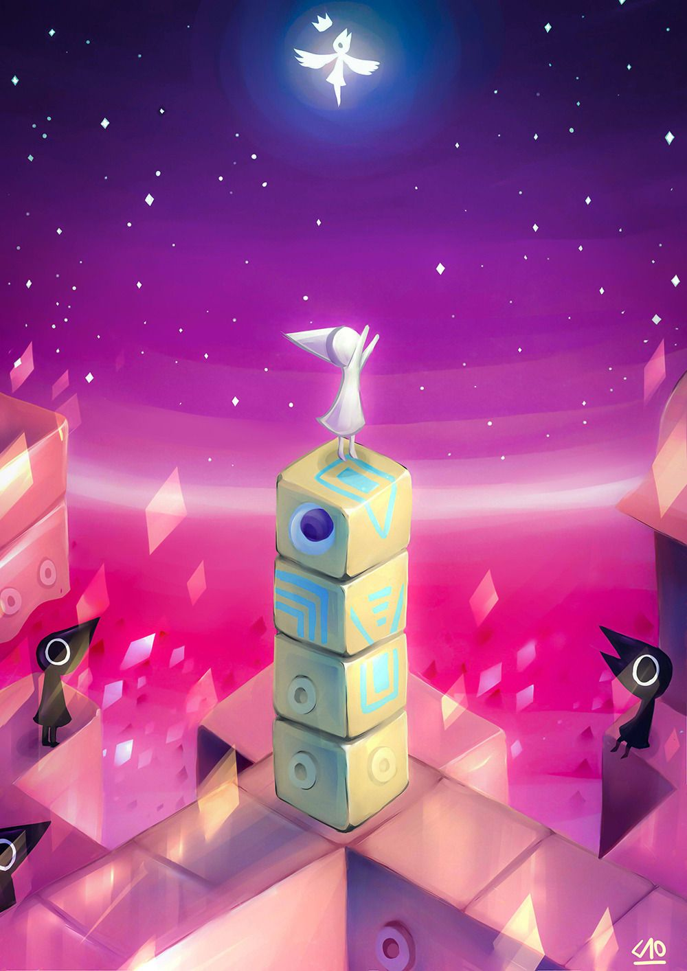 Pin By J J Burns On Monument Valley Monument Valley Game Monument Valley Art