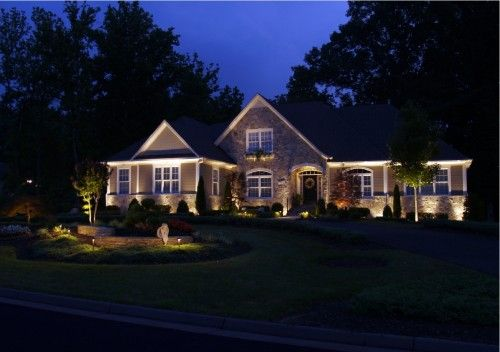 Not exactly what i 39 m thinking but good inspiration for Residential exterior lighting design
