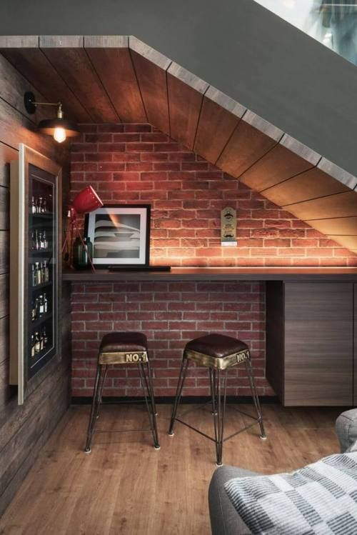 Best A Mini Bar Underneath The Stairs Remodelproj Bar Under 400 x 300
