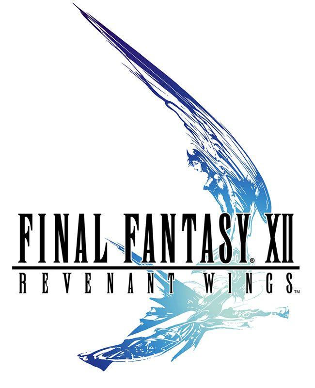 Logo Characters Art Final Fantasy Xii Revenant Wings Logos Final Fantasy Xii Final Fantasy Logo