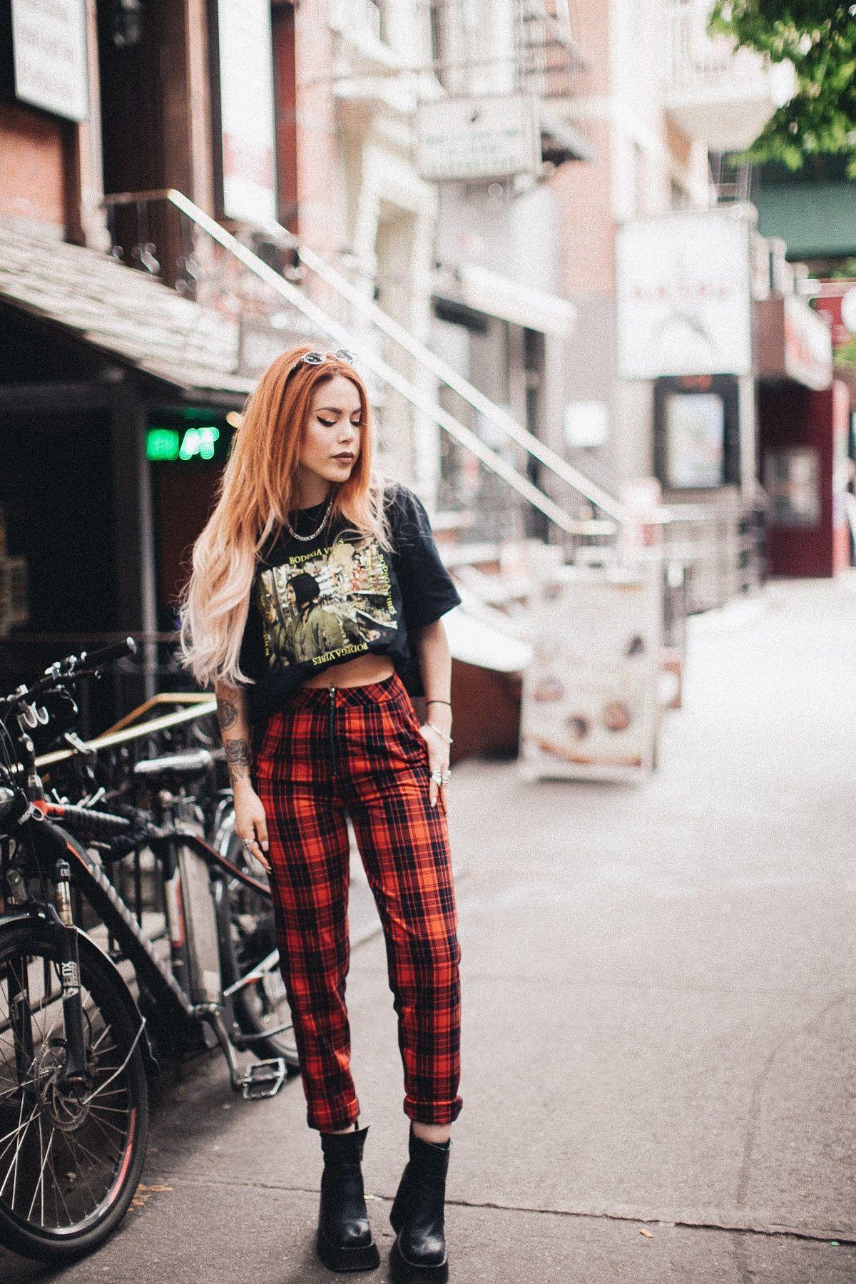 Bodega Vibes. - LE HAPPY : LE HAPPY   Grunge Fashion in ...