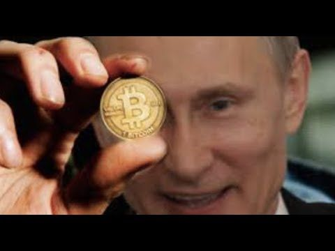 Russia buys cryptocurrency bitcoin
