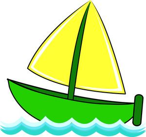 Cartoon Boats Images Free Sailboat Clip Art Image Cute Little