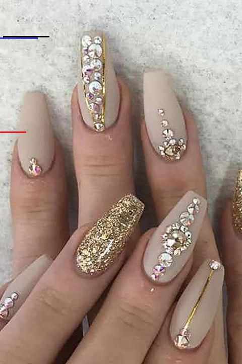 Best Gel Nail Design - Trendy Gel Nail Design Ideas #beauty #fashion #style #hair #makeup #skincare...