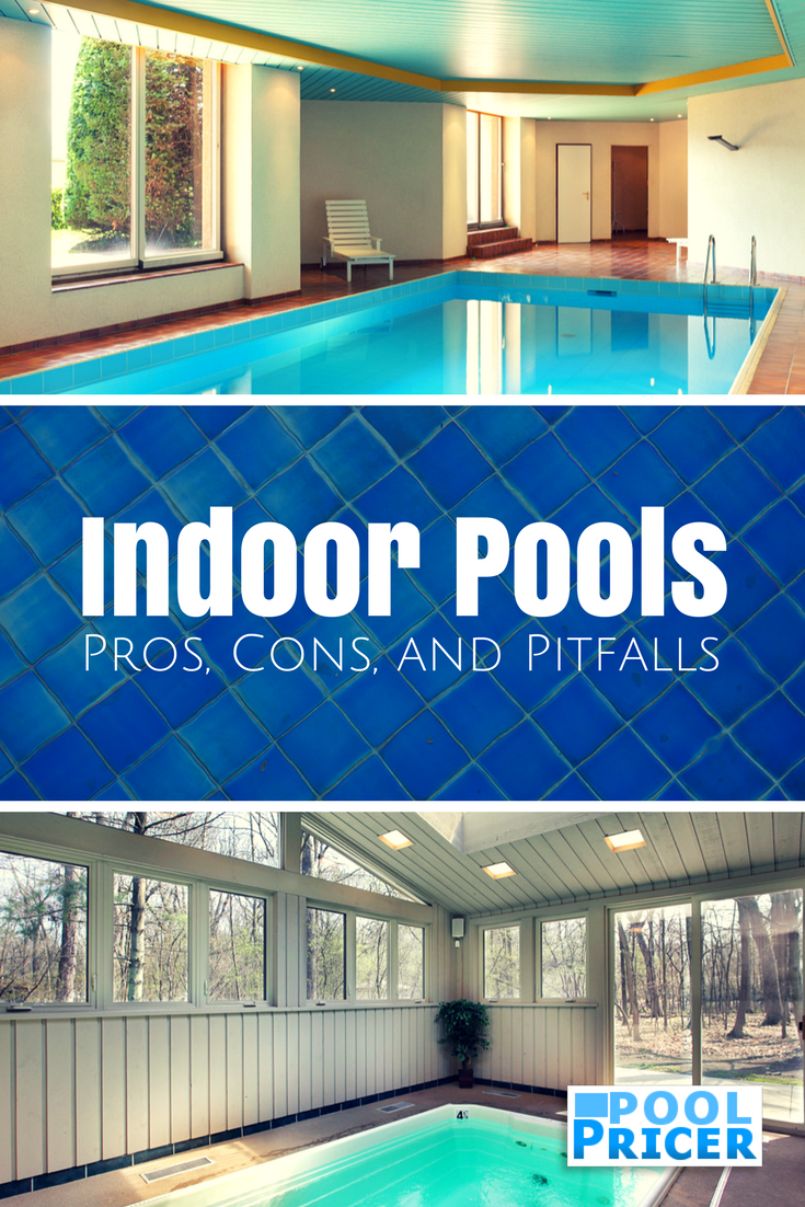 Residential Indoor Pools: The Inside Story | Luxury swimming ...