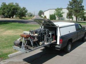 Truck Bed Extender Amp Organizer Pickup Bed Slide Out