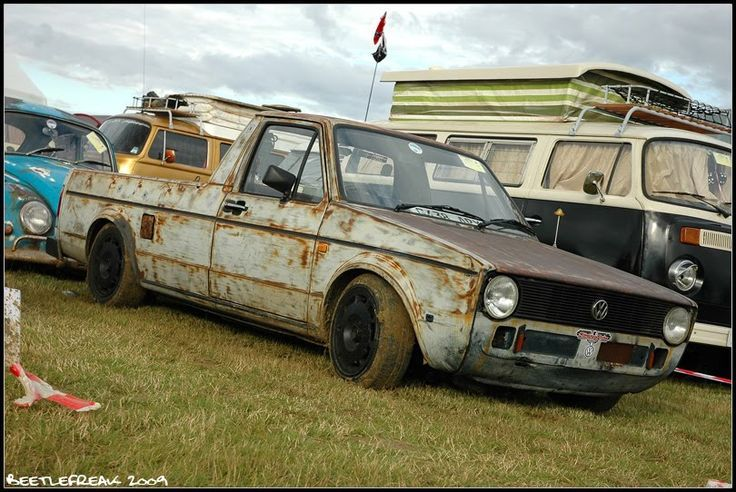 Image result for vw mk1 with vw detroits  type 14 water dream