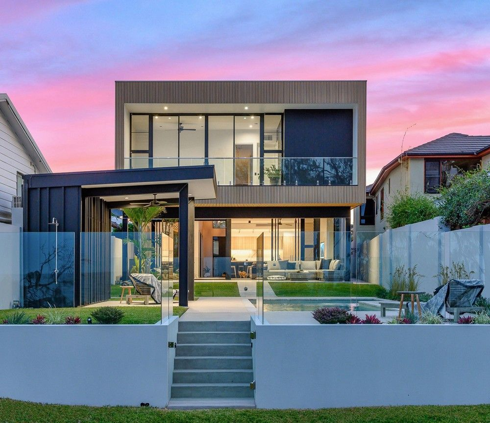 Tannum Sands House In Queensland, Residence