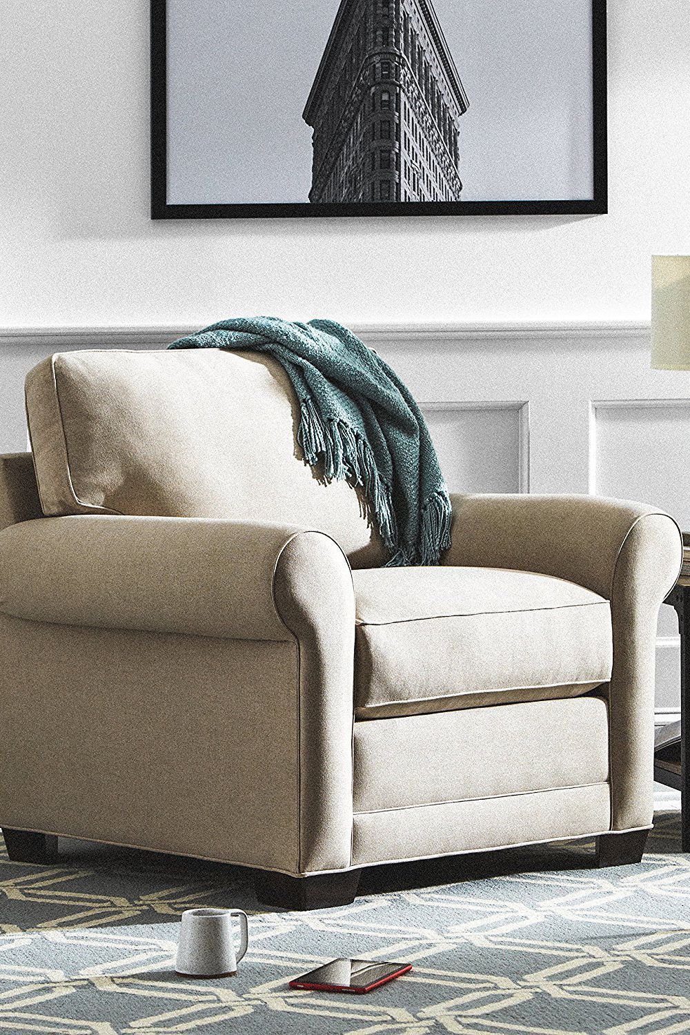 These Comfy Chairs Are As Pretty As They Are Cozy Comfy Living Room Comfortable Living Room Chairs Small Comfy Chair