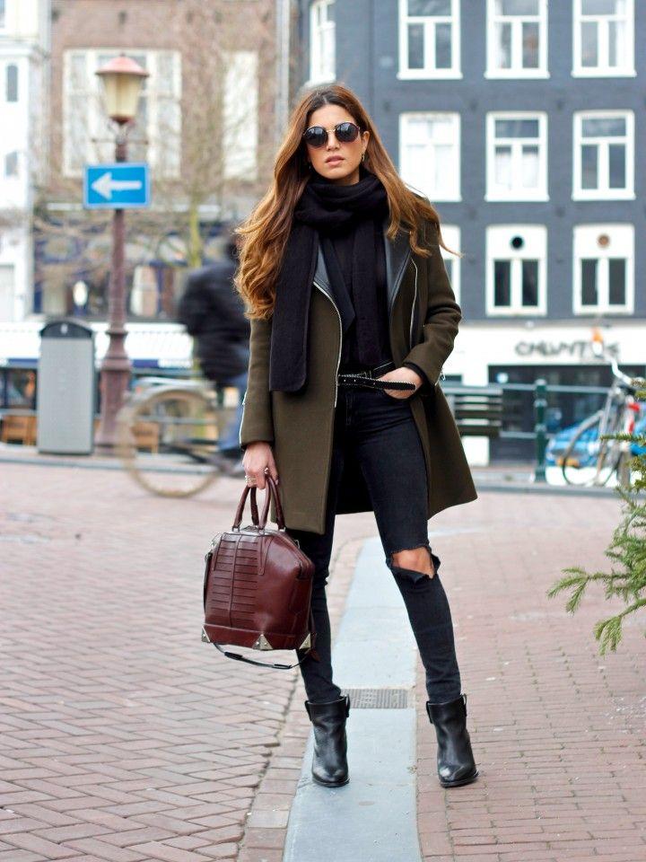 Image result for negin mirsalehi winter · Negin MirsalehiWinter Street StylesLadies ...