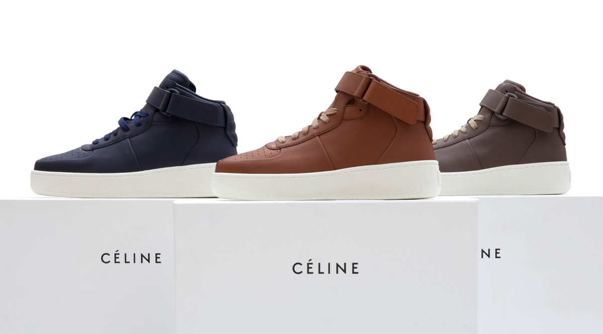 FOOTWEAR - High-tops & sneakers Celine FiLepxUfiA