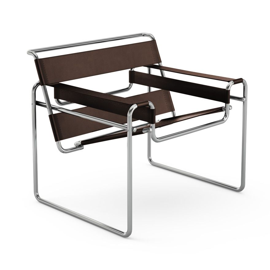 Wassily™ Chair Bauhaus furniture, Iconic chairs, Wassily