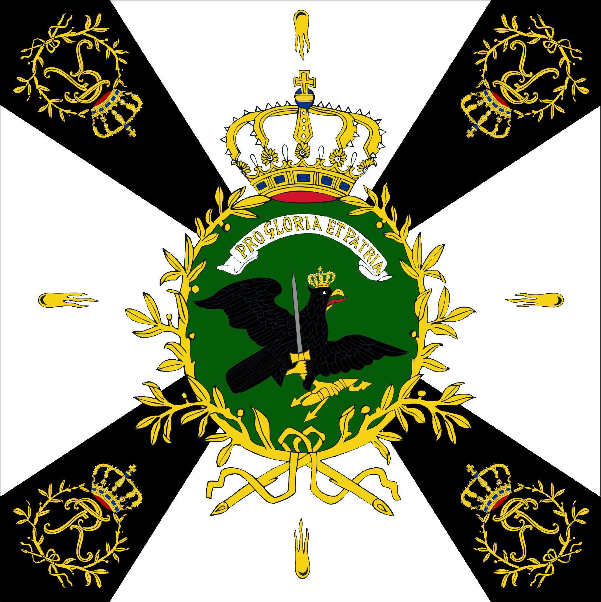 Infanterie-Regiment Nr. 30 von Blanckensee, Liebfahne