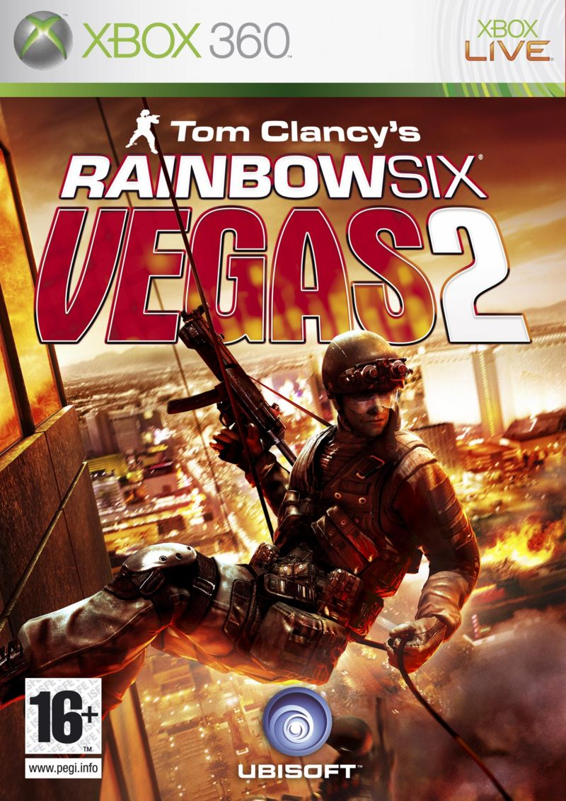 How To Get Rainbow Six Vegas 2 For Free
