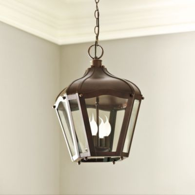 Avignon 4 light lantern pendant ballard designs