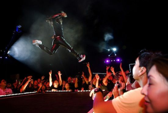 Don't Stop Believin': Everyman's Journey at the Tribeca Film Festival