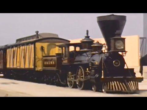 Wheels A-Rolling: 100 Years of Railroad Progress 1948 Chicago Railroad Fair https://www.youtube.com/watch?v=3A2XUEV1BnM #RR #railroad #history