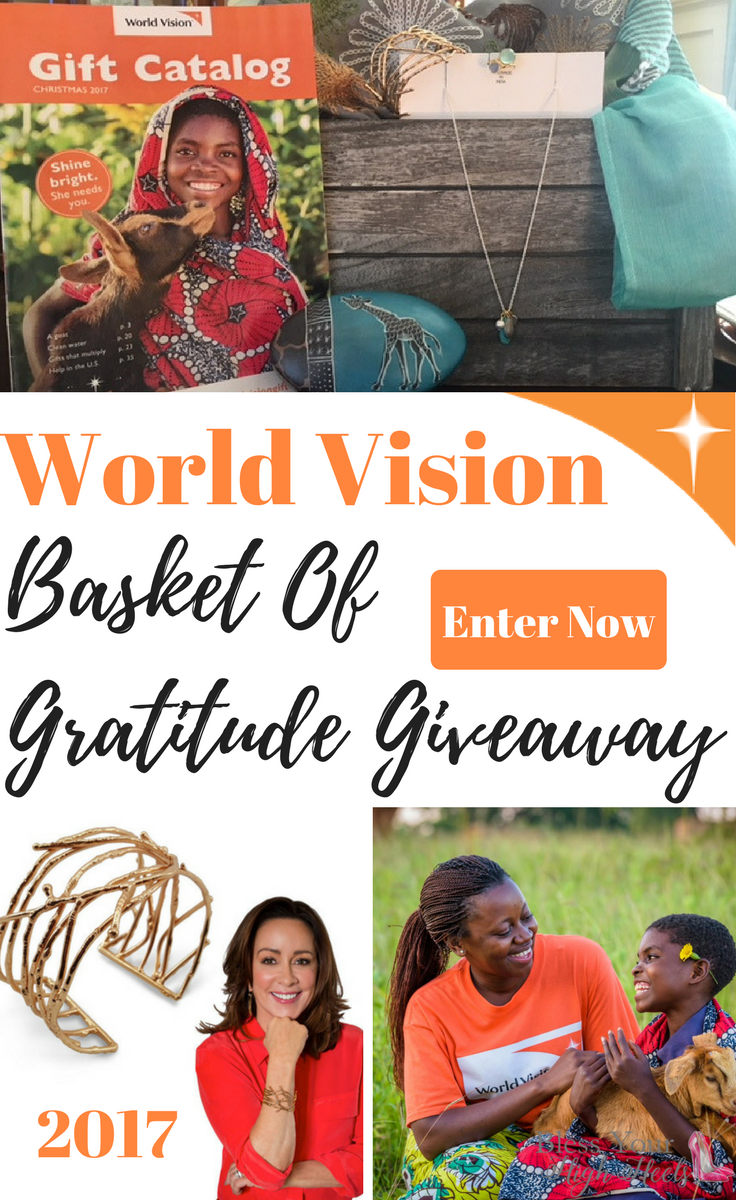 Poverty Fighting Gifts Of Gratitude- World Vision Gift Catalog ...
