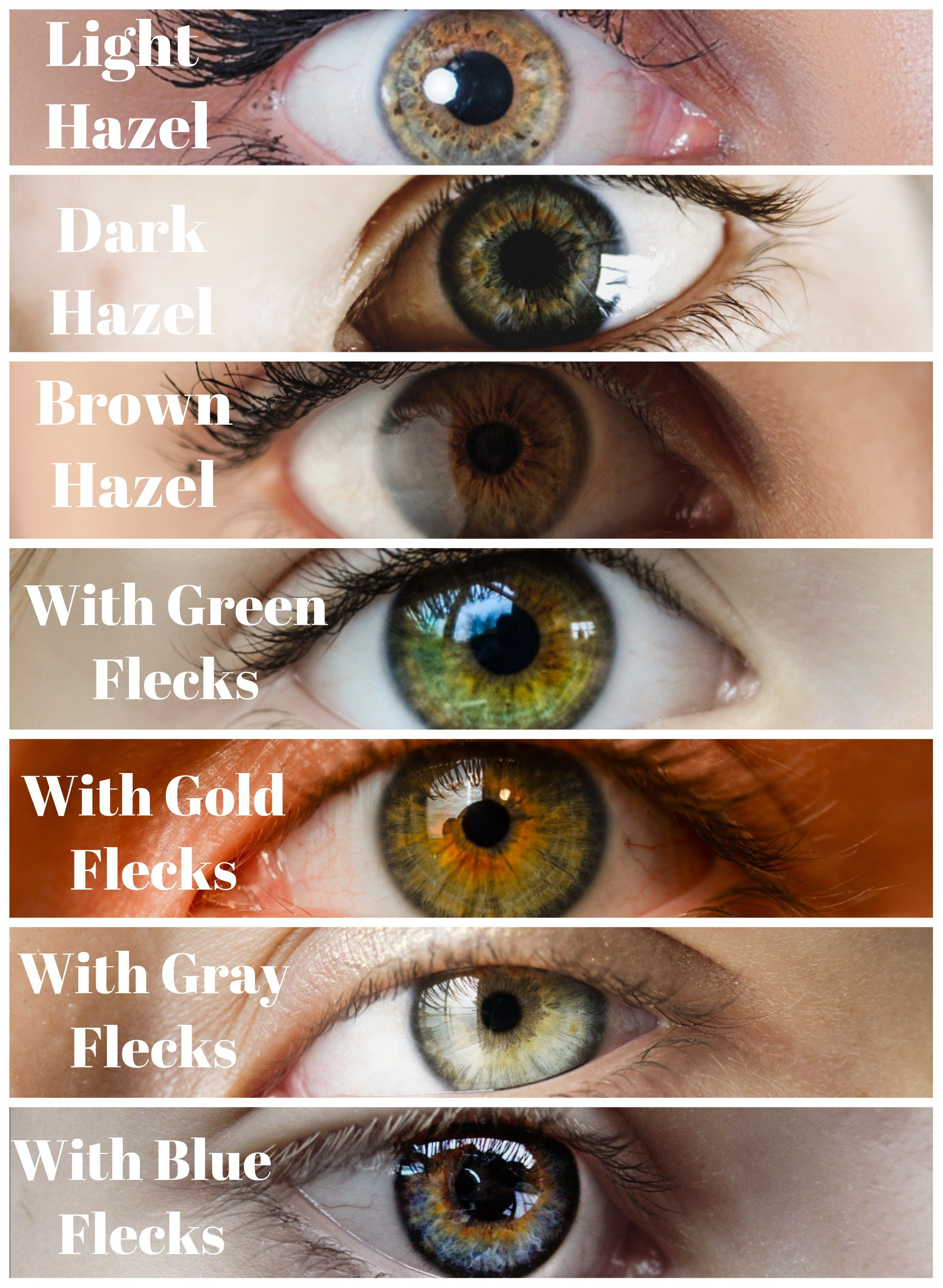 what is the best hair color for hazel eyes | hazel green