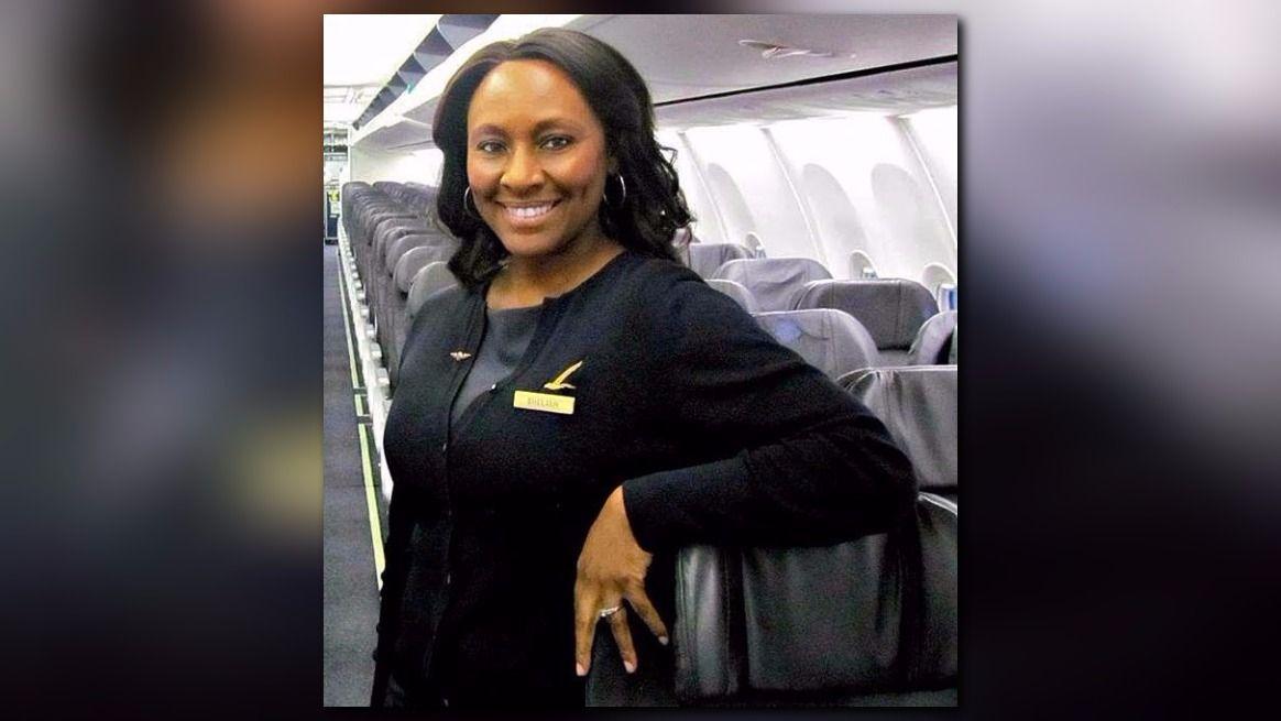 An Organization Training Flight Attendants To Spot Human