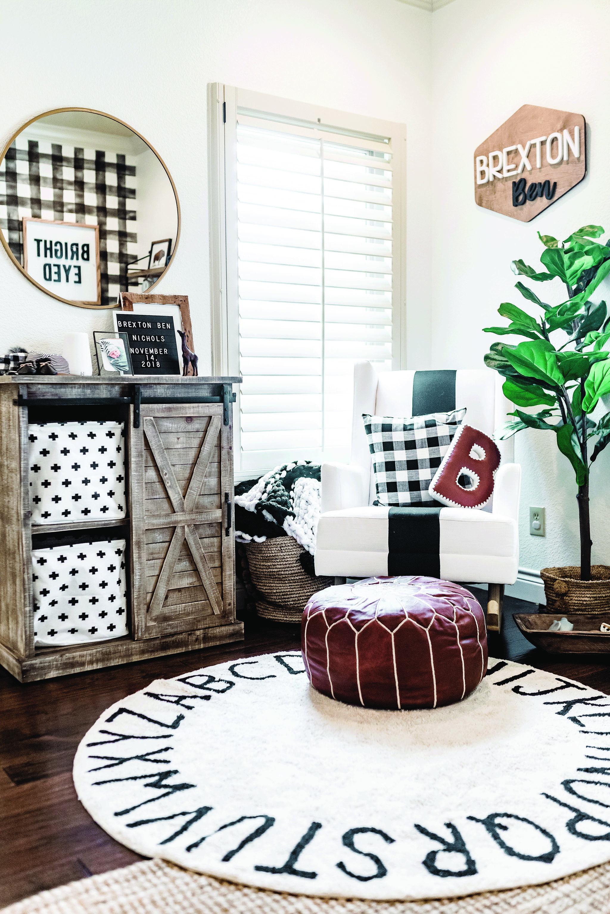 Sweet And Also Simple Nursery Designs White Nursery Boy Room