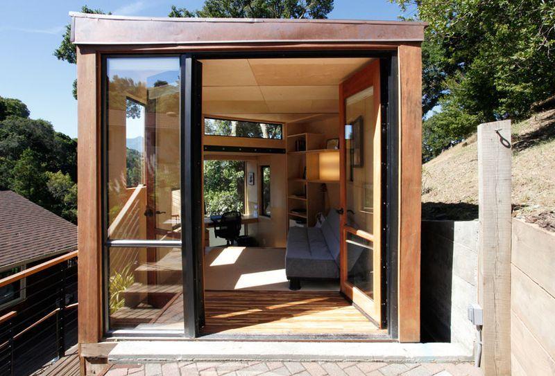 P.a.a.v. Design Build Home Office