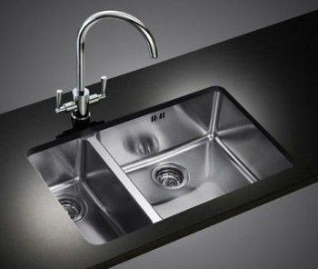 Franke Kubus Kbx160 45 20 Stainless Steel Kitchen Sink Stainless