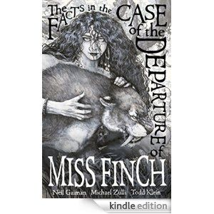 Amazon.com: The Facts in the Case of the Departure of Miss Finch eBook: Neil…