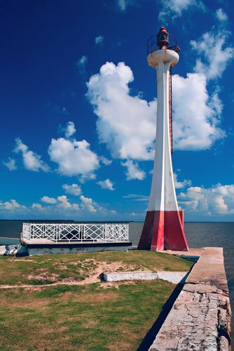 Image result for belize city lighthouse