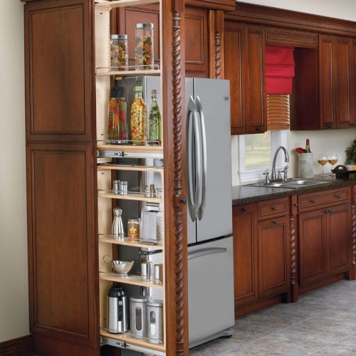 432 Tall Wall Filler 45 Wood 432 Tf45 6c Kitchen Design Pantry Cabinet Tall Kitchen Cabinets